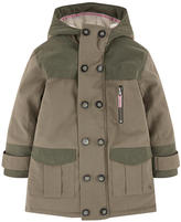 Jean Bourget Parka with a removable jacket