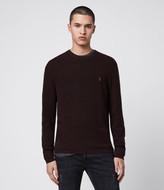 AllSaints Ivar Merino Crew Sweater