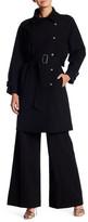 Line & Dot Cecil Button Coat