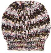 Missoni Cashmere beanie hat