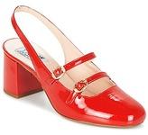 Miss L Fire Miss L'Fire DOLLY Red