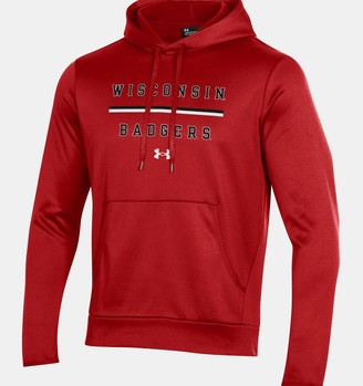 Under Armour Men's Armour Fleece Collegiate Hoodie