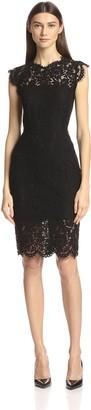 Rachel Zoe Women's Suzette Midi Dress