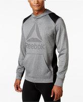 Reebok Men's Speedwick Fleece Logo Hoodie