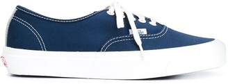 Vans Lace-Up Canvas Sneakers