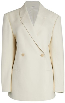 Totême Loreo Double Breasted Blazer