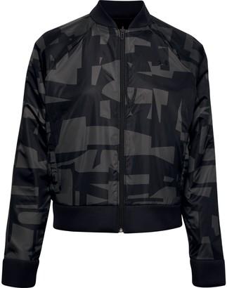 Under Armour Women's UA /MOVE Reversible Bomber Jacket