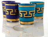 Jonathan Adler Mykonos Glassware, 4-Piece Set