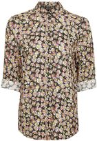 Topshop Daisy Casual Shirt