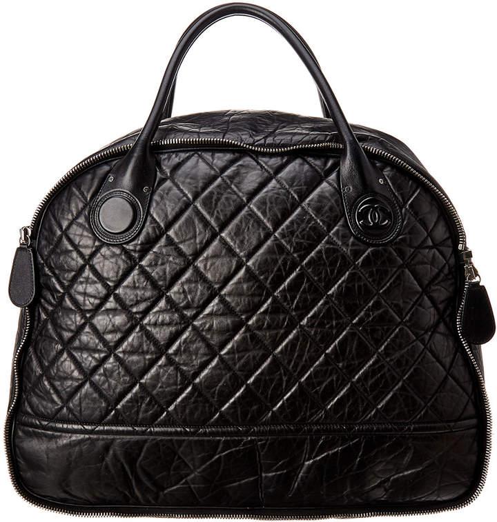 12108cb23a91 Chanel Calfskin Leather Handbags - ShopStyle