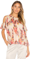 Needle & Thread Prairie Rose Top