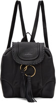 See by Chloe Black Polly Backpack