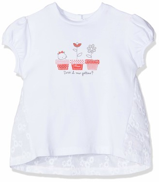 Chicco Baby Girls' T-Shirt Manica Corta