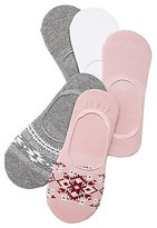 Charlotte Russe Assorted Festival Shoe Liners - 5 Pack