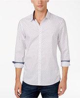 Michael Kors Men's Shell Print Shirt