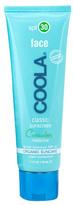Coola Classic Sunscreen Face SPF30 Cucumber Moisturiser