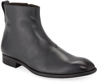 Ermenegildo Zegna Men's New Flex Calf Boots