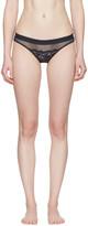 Stella McCartney Navy Sophie Surprising Bikini Briefs
