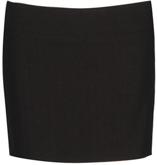 Forever 21 Twill Weave Mini Skirt