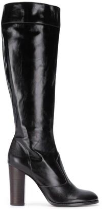 Marc Jacobs Block Heel Boots