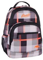 Roots Plaid Backpack