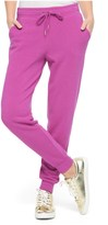Juicy Couture Cozy Fleece Relaxed Lounge Pant