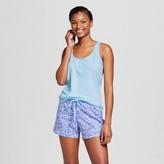 Hanes Women's Premium Tank & Shorts Pajama Set - Paisley
