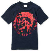 Diesel Boys 8-20) Only The Brave Tee