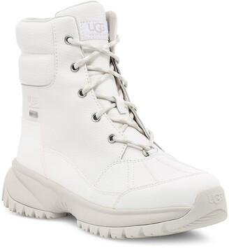 UGG Yose Waterproof Lace-Up Boot
