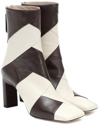 Wandler Isa leather boots