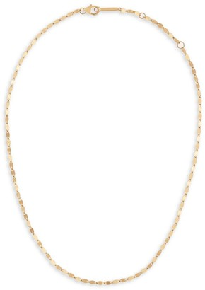 Lana Mega Gloss Blake 14K Yellow Gold Choker Necklace
