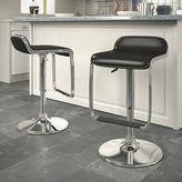 Asstd National Brand Adjustable Bar Stools with Footrests, Set of 2
