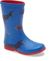 Joules Kids JNRBOYSFIELDWELY Rain Boot JNRBOYSFIELDWELY K