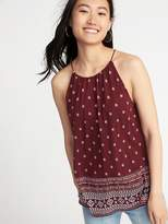 Old Navy Suspended-Neck Swing Top for Women