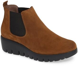 Wonders Slip-On Chelsea Boot