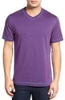 Robert Graham Men's 'Nomads' V-Neck T-Shirt