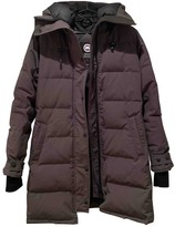 Canada Goose Shellburne Grey Coat for Women
