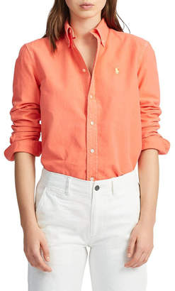 Polo Ralph Lauren Relaxed Fit Oxford Shirt