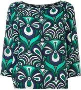 M Missoni patterned T-shirt