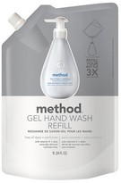Method Products Gel Hand Soap Refill Free of Dyes + Perfumes 34oz