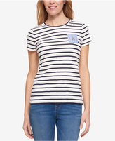 Tommy Hilfiger Cotton T-Shirt, Only at Macy's