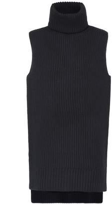 Joseph Wool turtleneck sweater vest