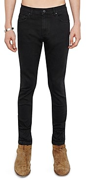 Victoria's Secret The People Skinny Fit 1990 Jeans in Black Noir