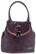 Marc by Marc Jacobs Marc Jacobs Leather Satchel Tote