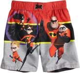 Disney Pixar Disney / Pixar The Incredibles Toddler Boy Swim Trunks