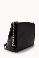 Forever 21 Easy Faux Leather Crossbody