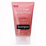 Neutrogena Oil-Free Acne Wash Pink Grapefruit Scrub 125 mL