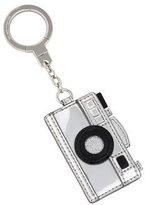 Kate Spade Metallic Camera Keychain