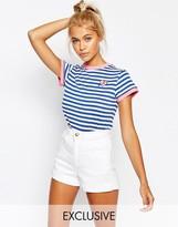 Lazy Oaf Hearty Stripe T-Shirt