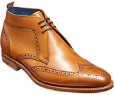 Barker Lloyd Leather Chukka Boots, Cedar